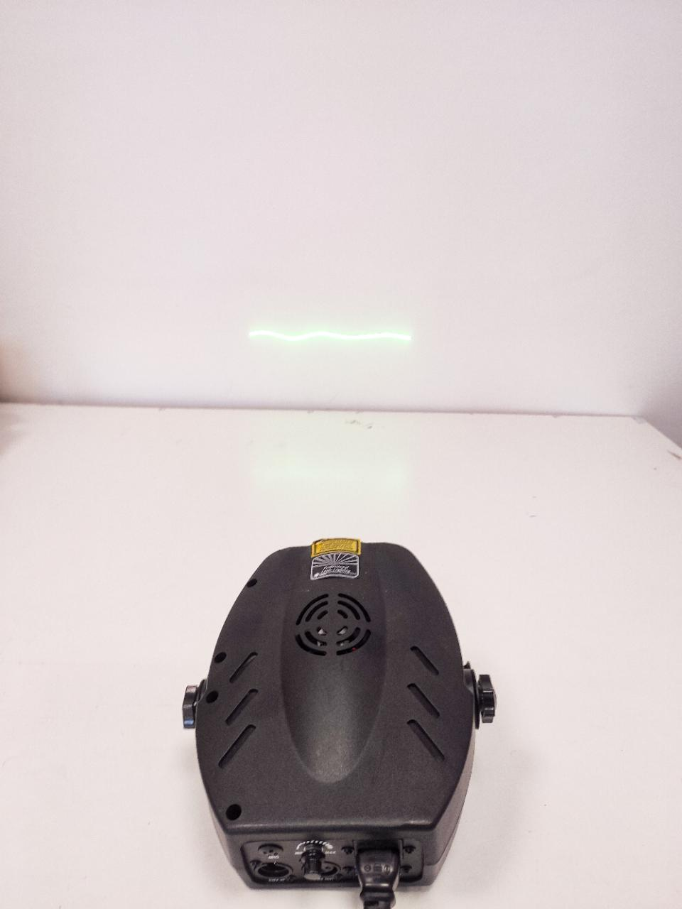 Laser, green 80mW (used)