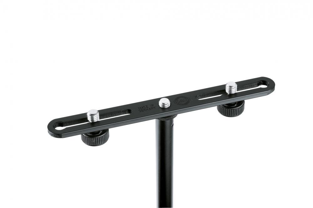 K&M 23550 Microphone bar