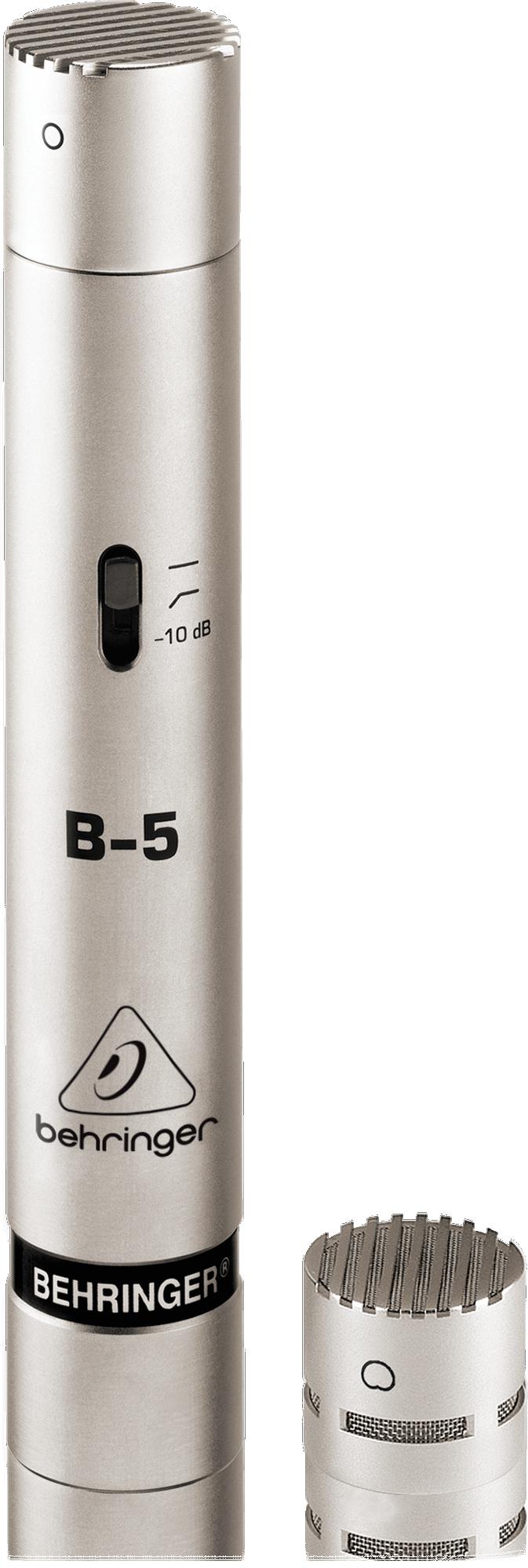 Behringer B-5 kondensaatormikrofon