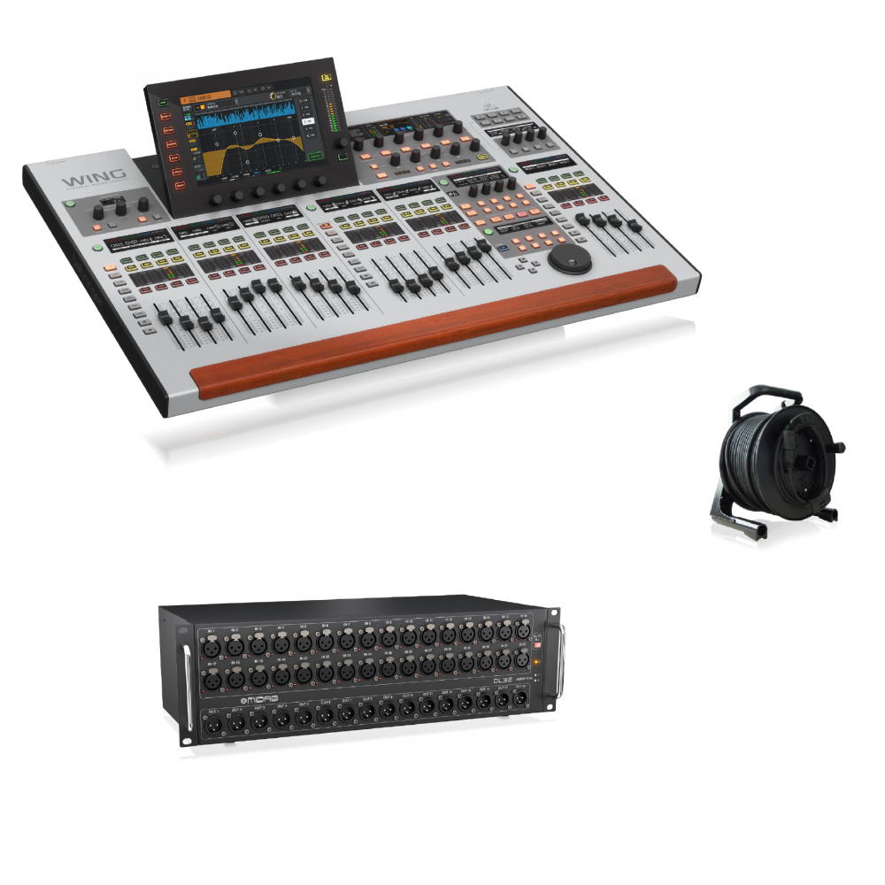 Behringer WING 32 set
