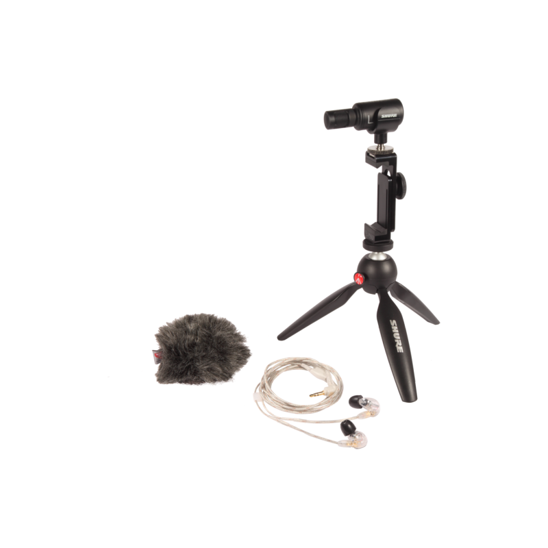 SHURE MV88+ VIDEOGRAPHY Kit