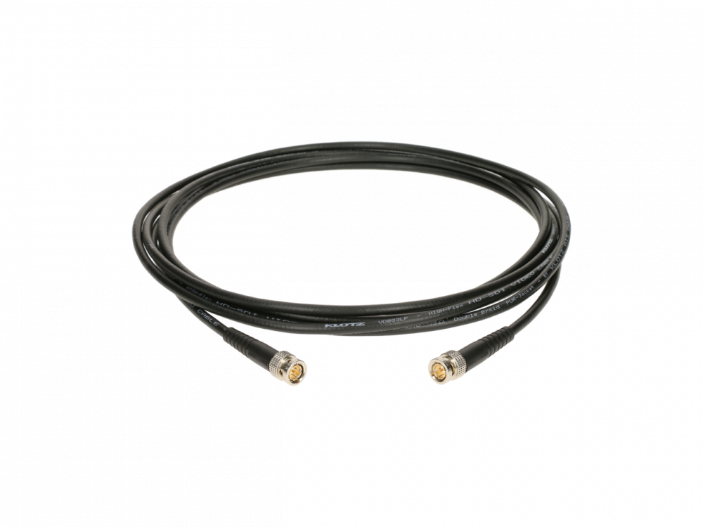 KLOTZ 12G-SDI video cable 5m