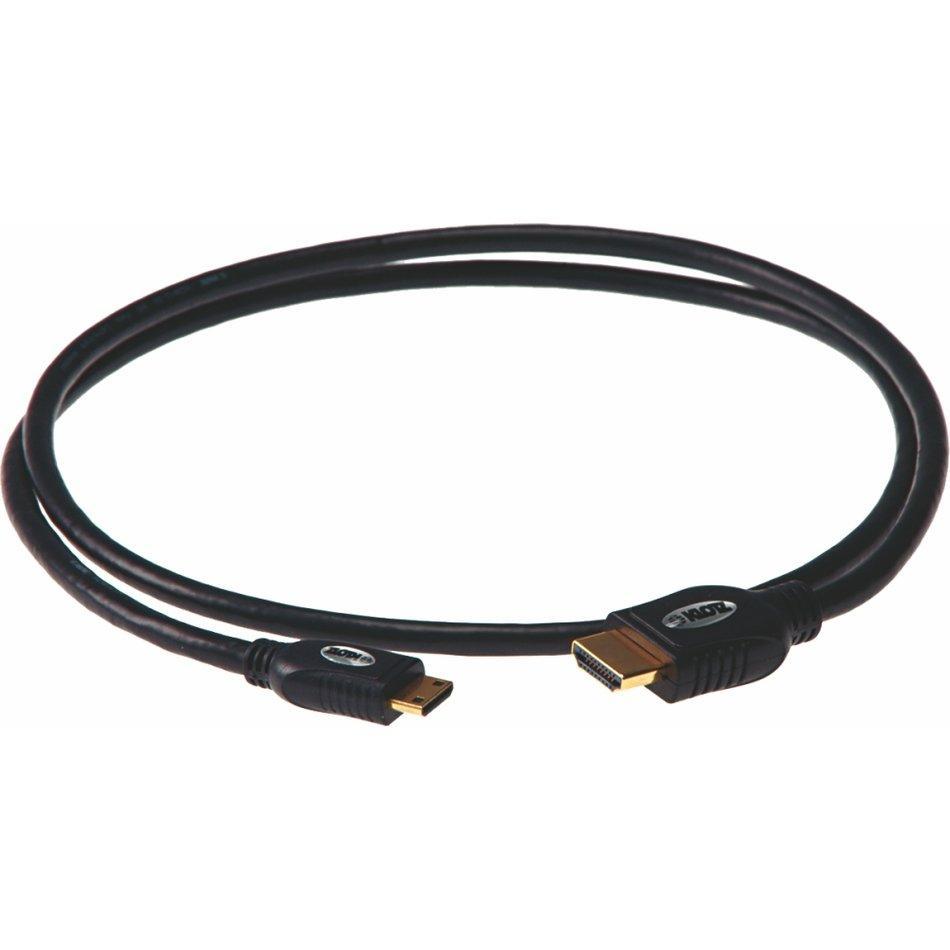 Klotz (mini) HDMI C - HDMI A 0,5m