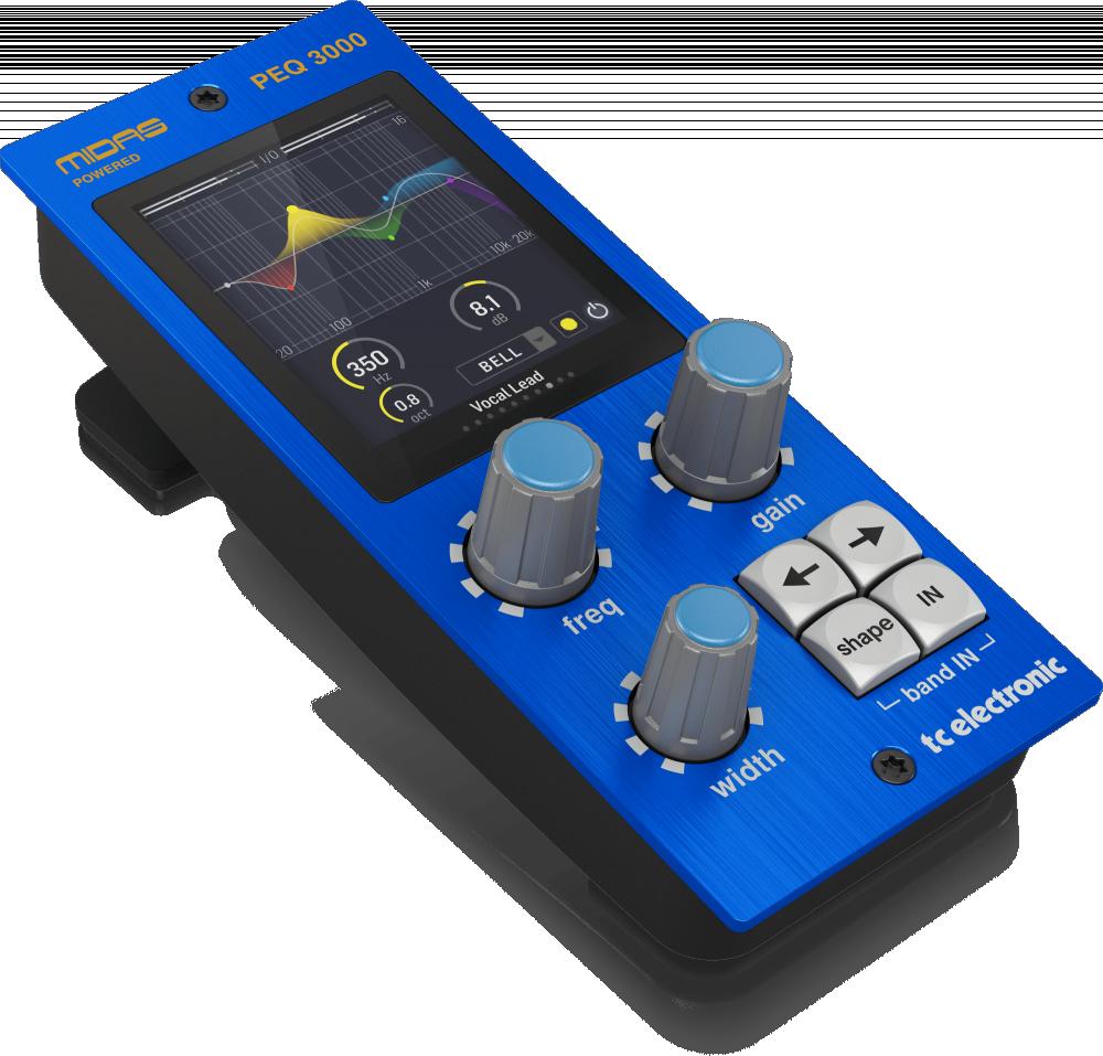 TC Electronic PEQ 3000 -DT