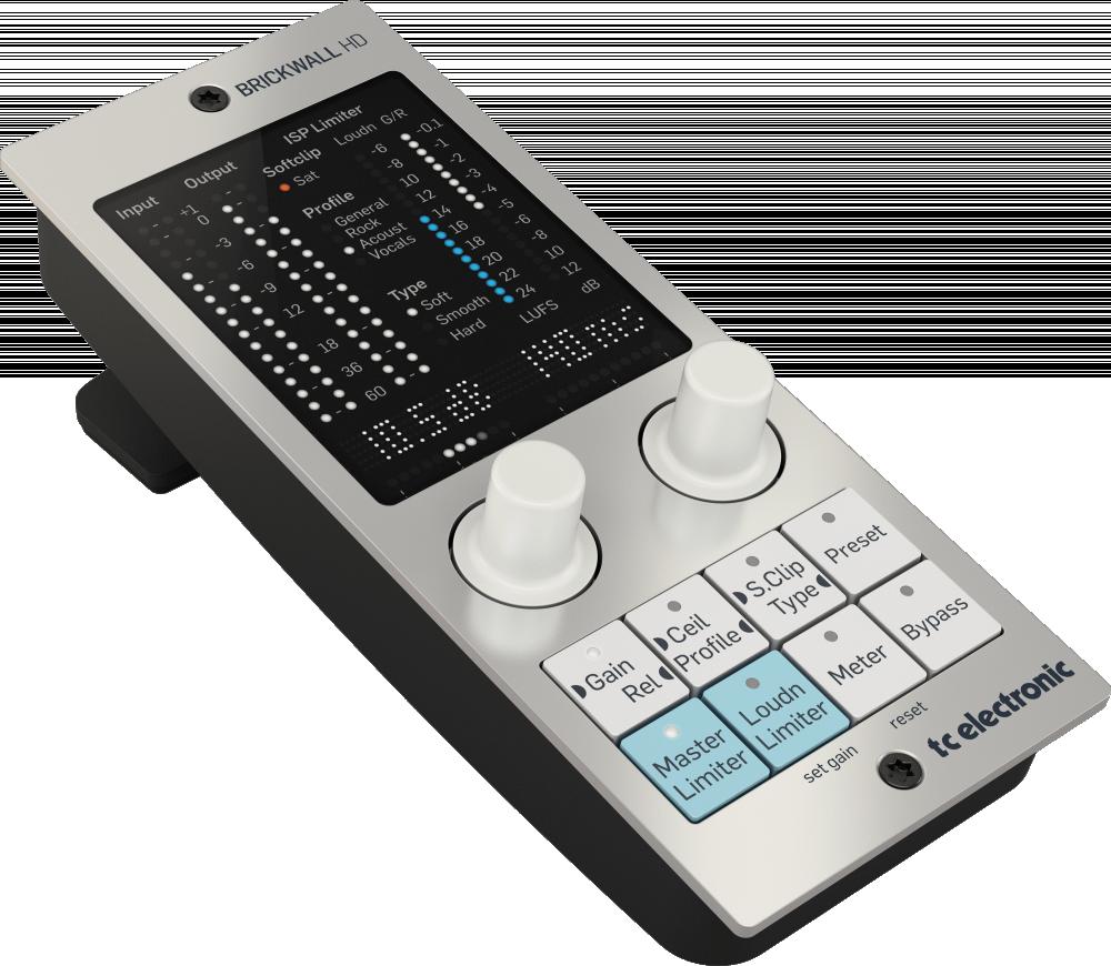 TC Electronic BRICKWALL HD-DT